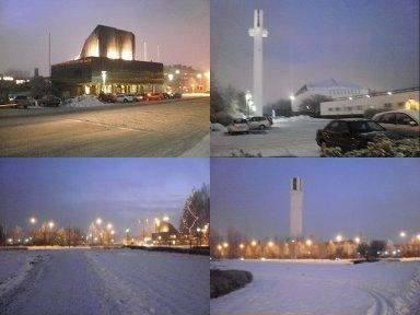 Aalto -maisema